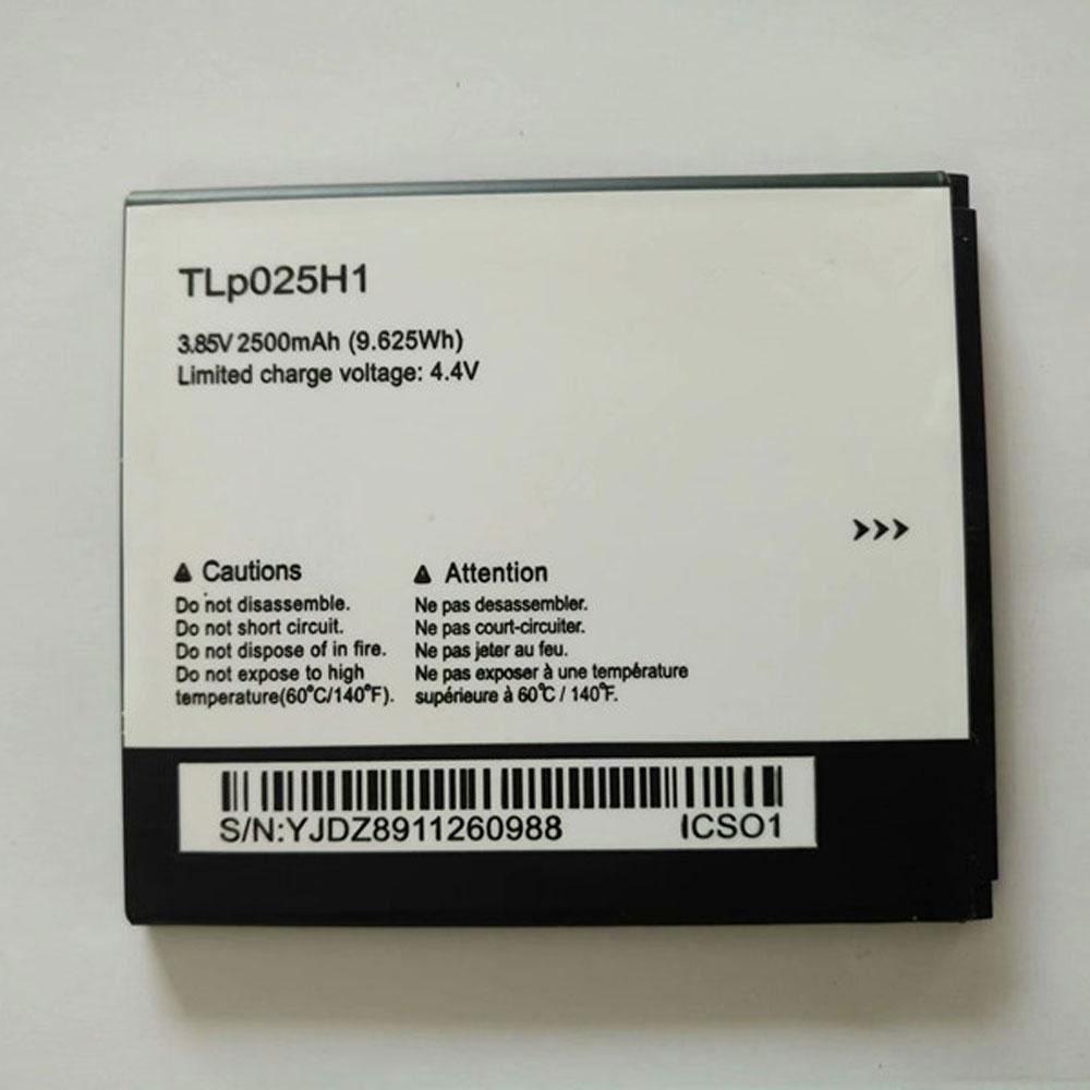 TLP025H1電池パック