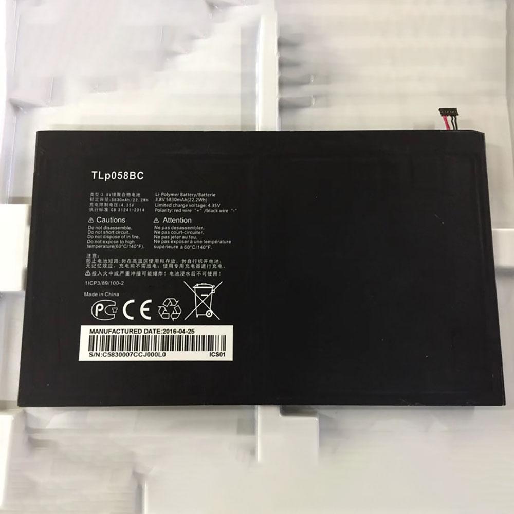 TLP058B2バッテリー交換