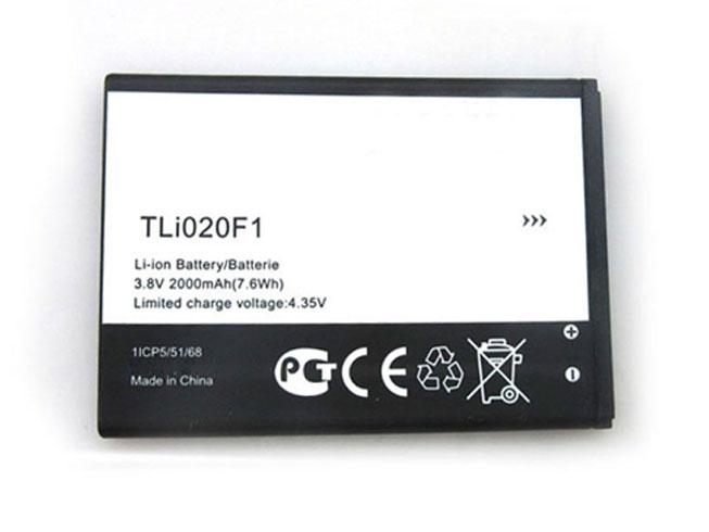 TLI020F1電池パック