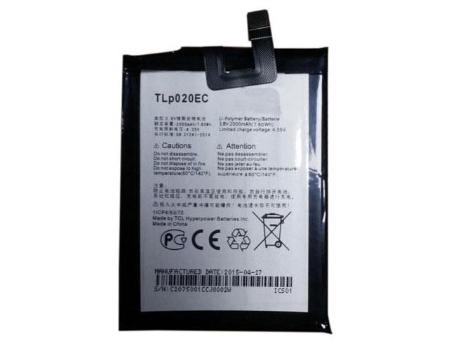 TLp020EC電池パック