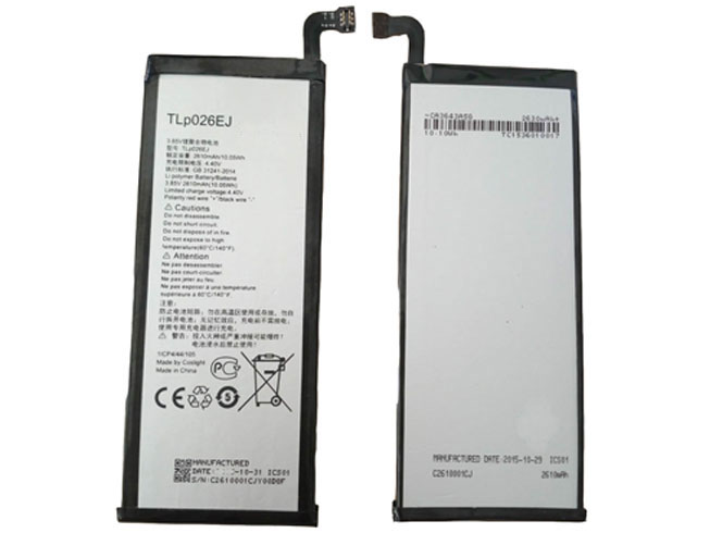 TLp026EJ電池パック