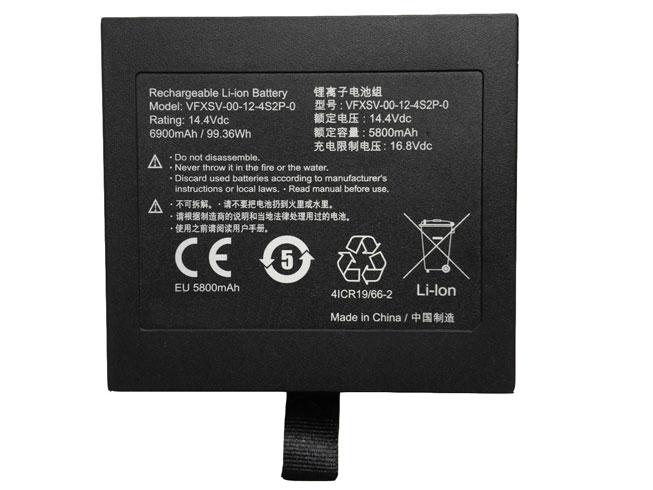VFXSV-00-12-4S2P-0バッテリー交換