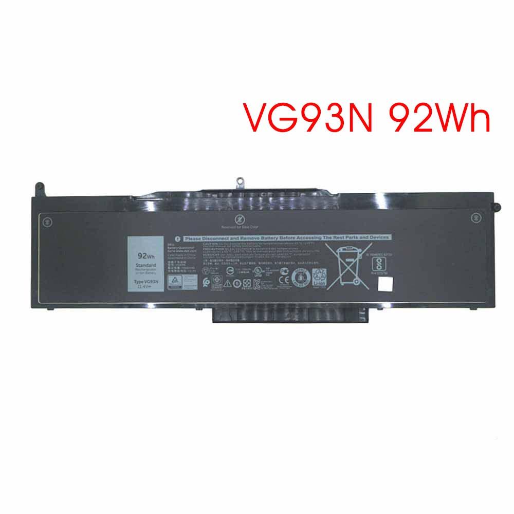 VG93Nバッテリー交換