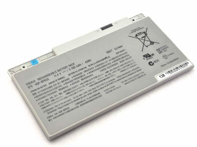 VGP-BPS33バッテリー交換