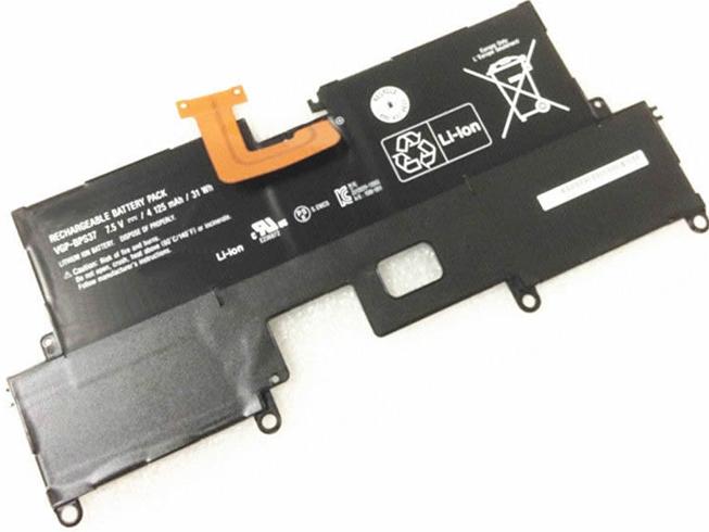 4125mAhバッテリー交換