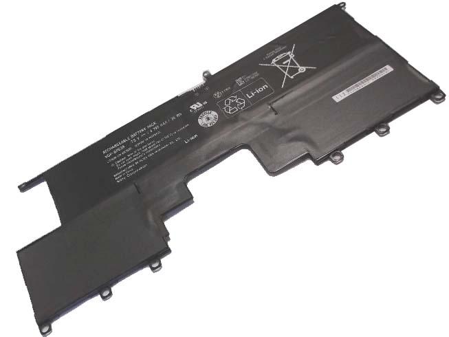 VGP-BPS38バッテリー交換