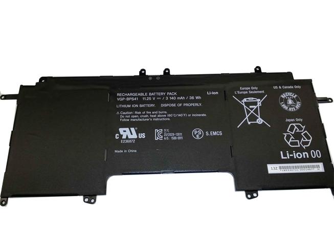 VGP-BPS41バッテリー交換