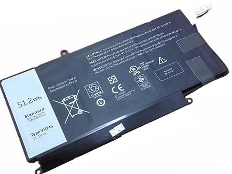 VH748バッテリー交換