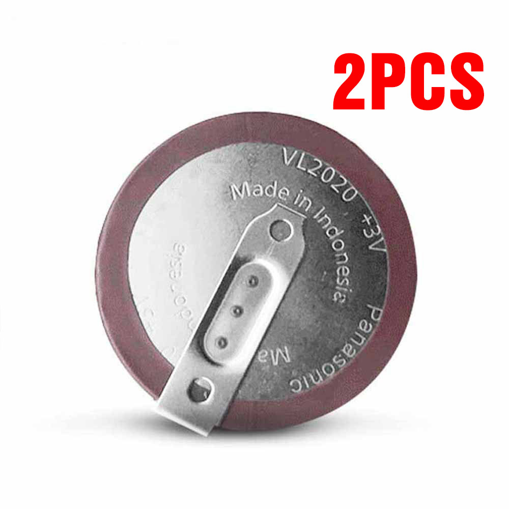 VL2020バッテリー交換