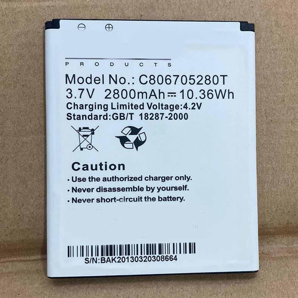 C806705280T電池パック