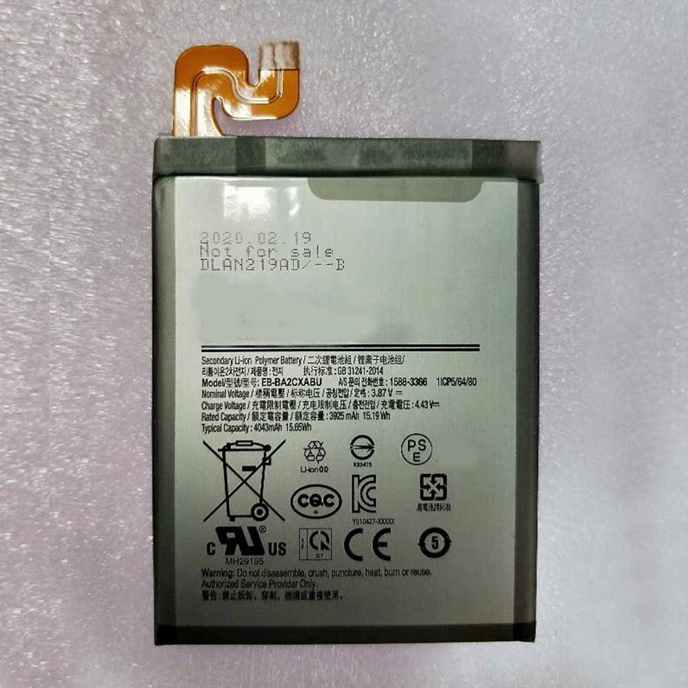 EB-BA2CXABU電池パック