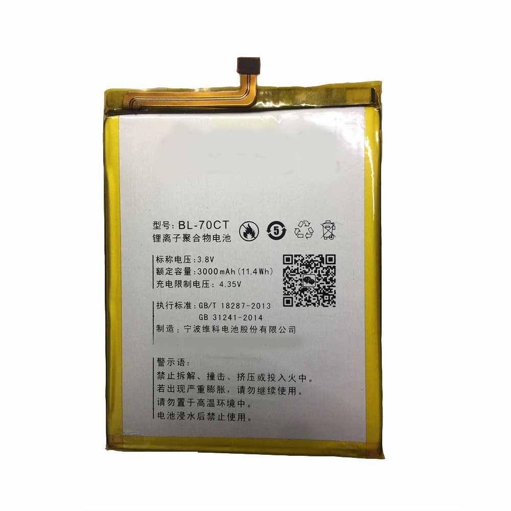 BL-70CT電池パック