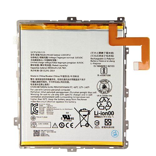 L18D1P32バッテリー交換