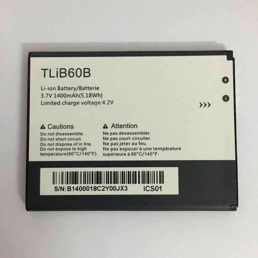 TLiB60B電池パック