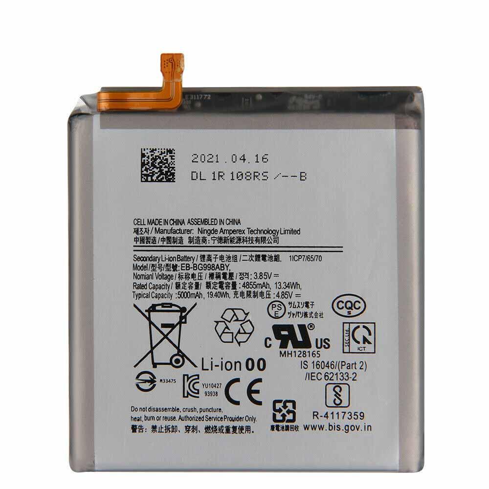 EB-BG998ABY電池パック
