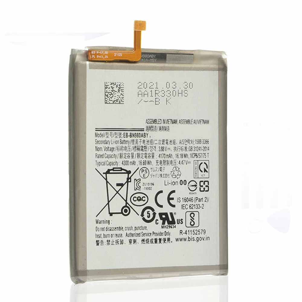 EB-BN980ABY電池パック