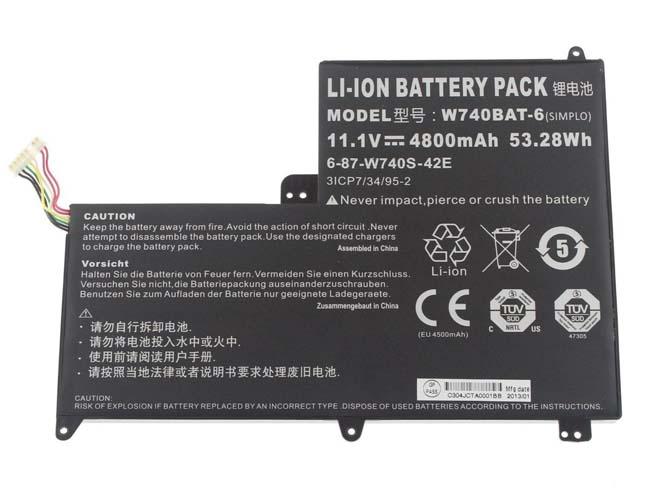 W740BAT-6バッテリー交換