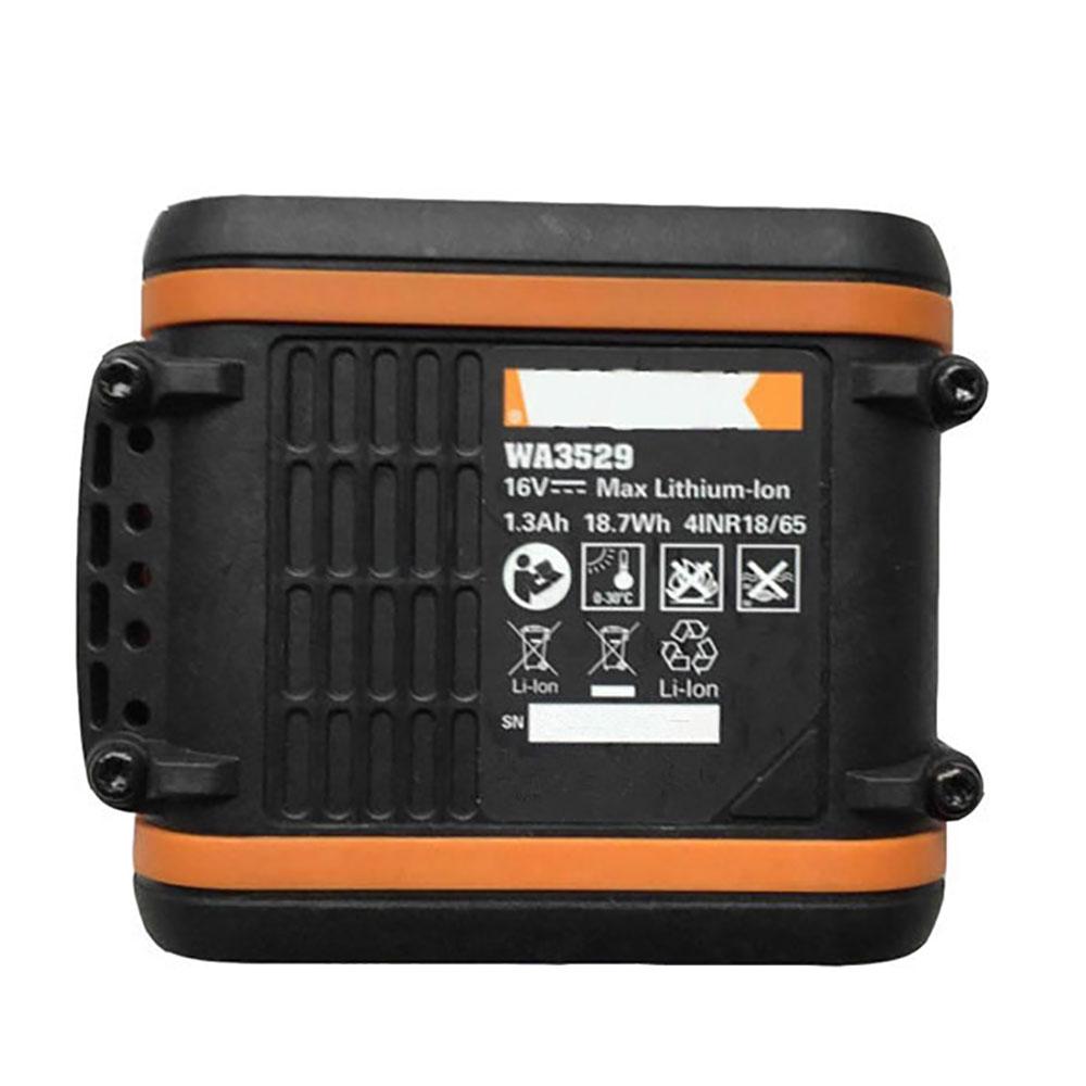 WA3529バッテリー交換