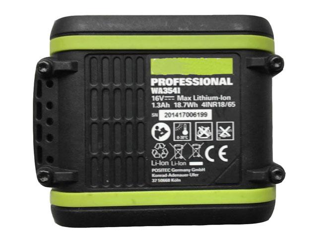 WA3541バッテリー交換