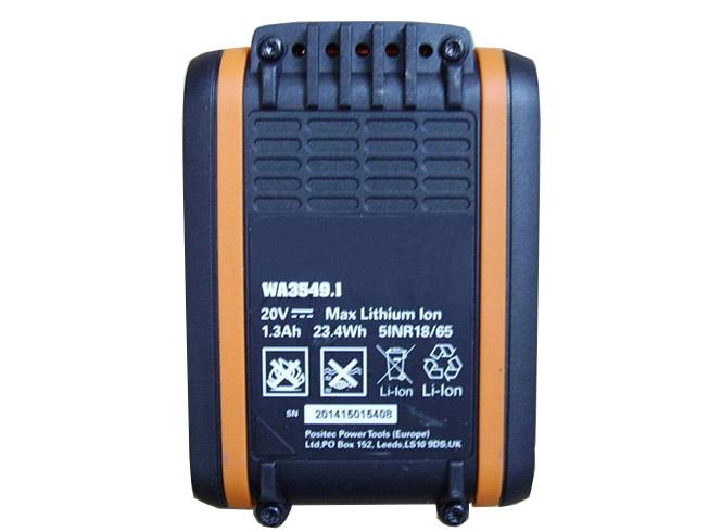 WA3549.1バッテリー交換