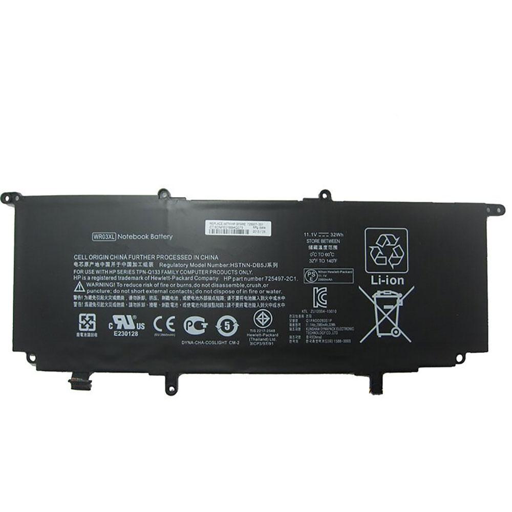 WR03XLバッテリー交換