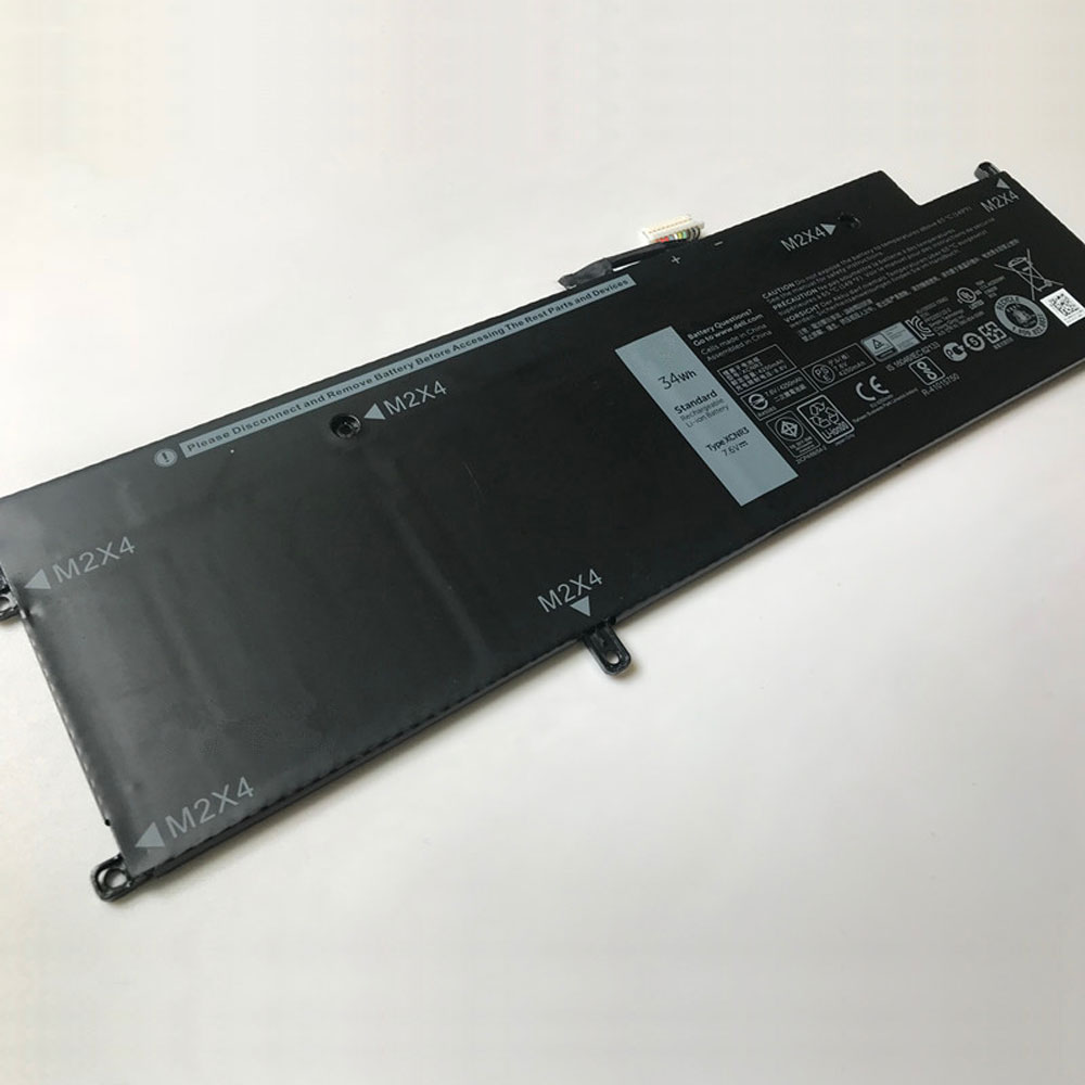 XCNR3バッテリー交換