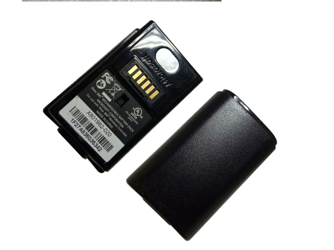 X801982-020バッテリー交換