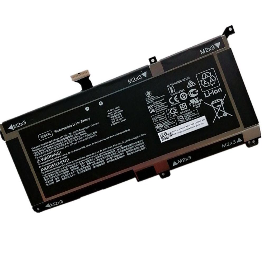 ZG04XLバッテリー交換